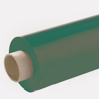 Lackfolie dunkelgrün (Rollenware) - 65 cm
