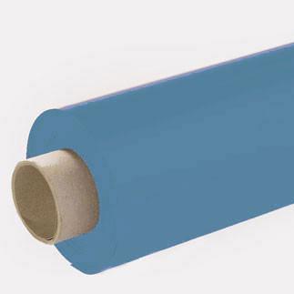 Lackfolie wasserblau (Rollenware) - 130 cm