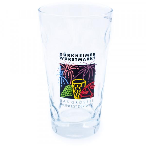"Dubbeglas ""Dürkheimer Wurstmarkt"", 0,5 Liter"