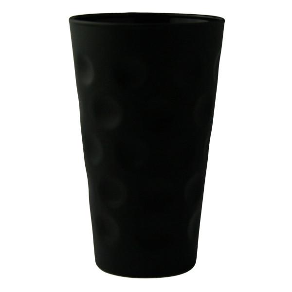 Farbiges Dubbeglas türkis, 3/4 gefärbt, 0,25 Liter